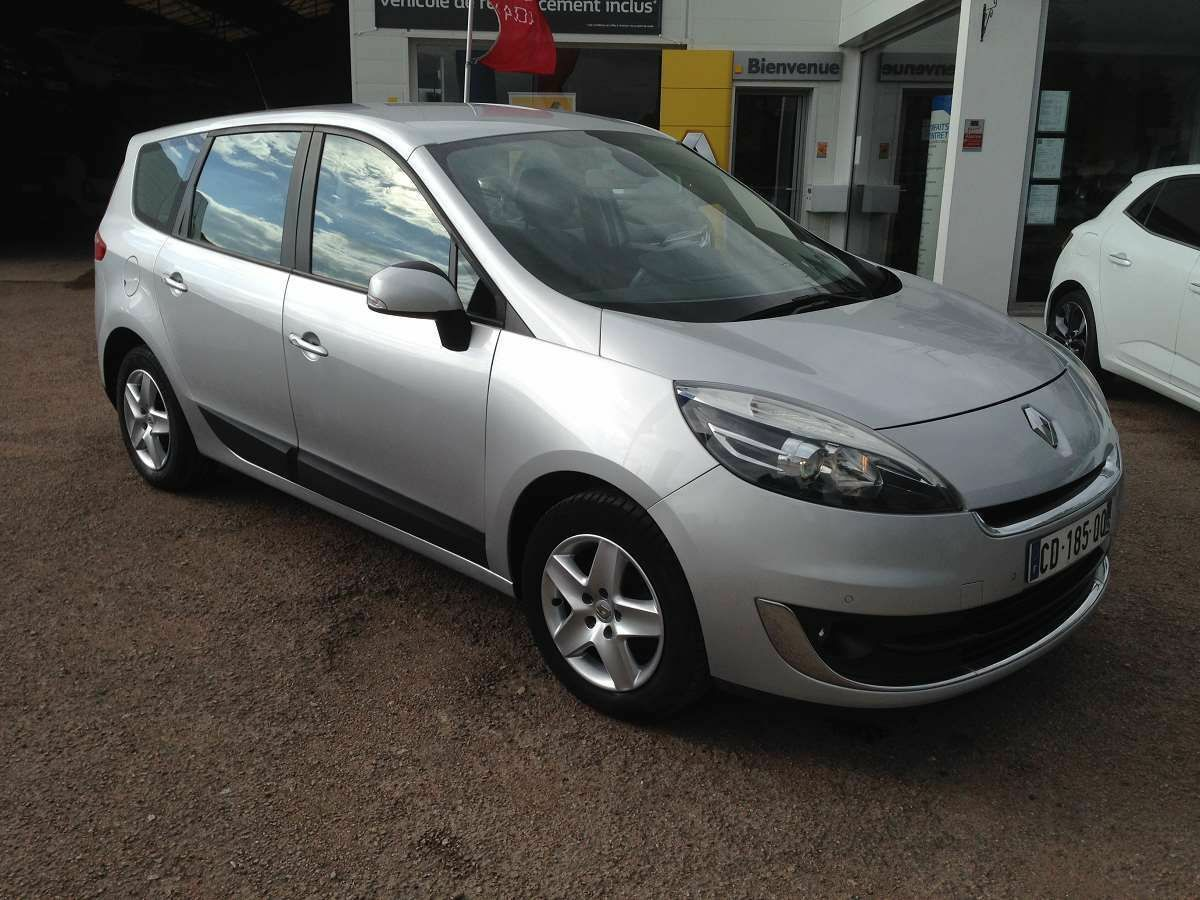 Vente renault grand scenic iii - Garage renault grande synthe ...